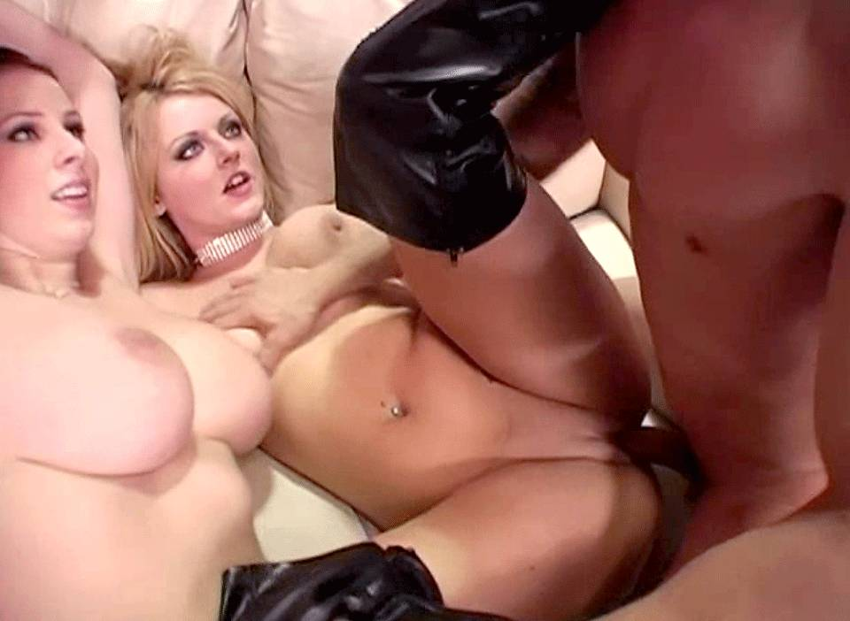 Gianna michaels three way