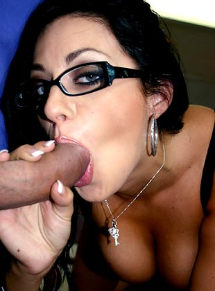 Romana ryder sucking hard cock and get fucked doggystyle - 2 7
