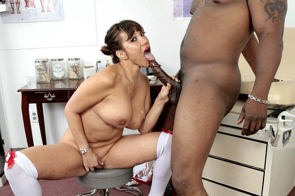 Carmela bing interracial