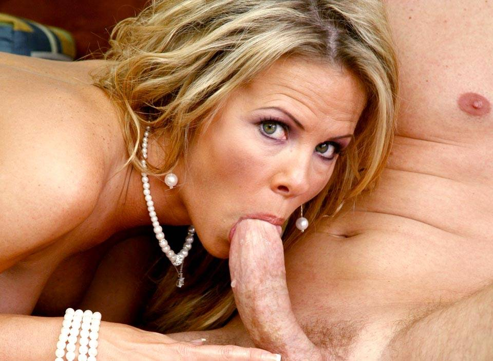 Holly michaels and bruce venture deep throat gull
