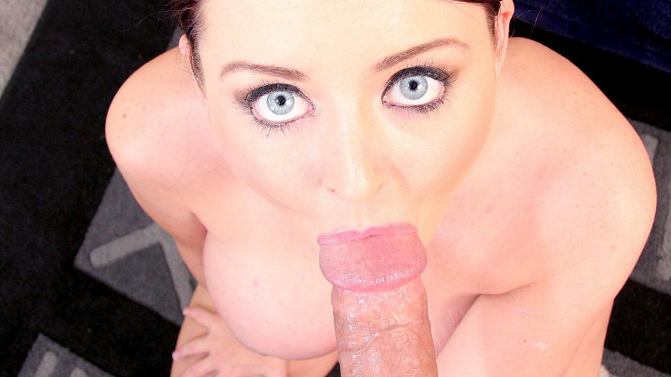Cassidy Banks Pov Blowjob