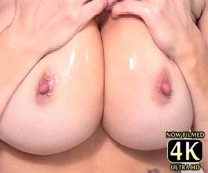 Catalina Cruz big tits in a shower 4k ultra hd