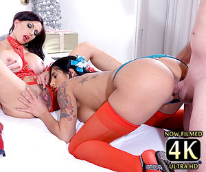 Stacy Jay xxx fucking live on cam with Catalina Cruz hd