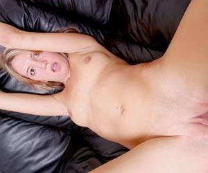 Teen Kaycee Dean interracial black cock sex