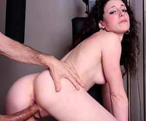 Zaylen Skye getting her tight pussy fucked hard by Dirty Harry