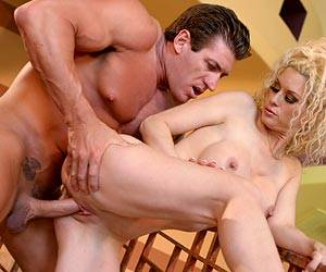 Victoria Givens anal sex with big cock