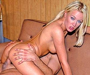 Holly Wellin anal sex fucking on a couch