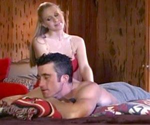 Julia Ann massage with a happy ending