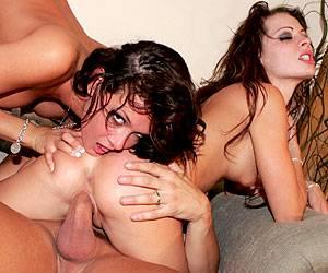 Tory Lane ass pounding threesome Vanessa Lane
