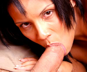 Elena Heiress pov big dick blowjob for Sascha