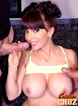 Apologise, but catalina cruz porn images really